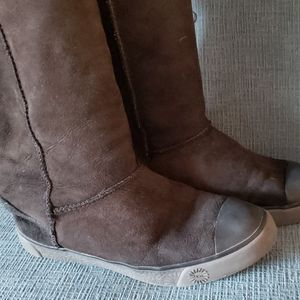 Great condition Unique UGG Boots